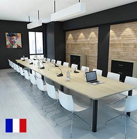 Table De Conférence Table De Réunion 8 10 12 20