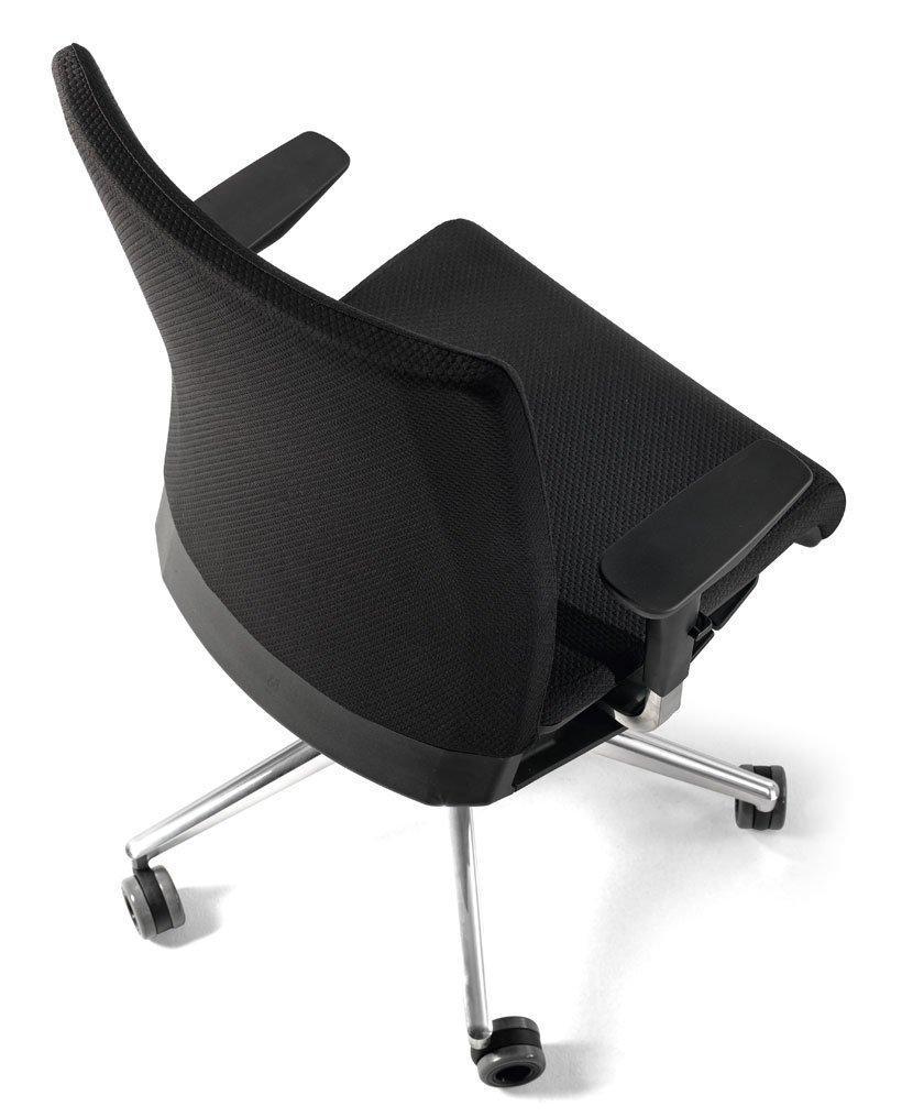 si ge de bureau ergonomique royans volution. Black Bedroom Furniture Sets. Home Design Ideas